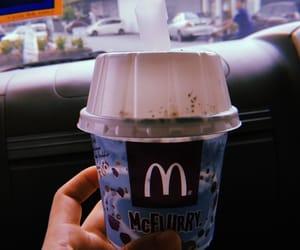 Malaysia, mcflurry, and mcd image