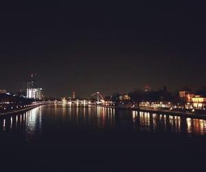 dark, frankfurt, and main image