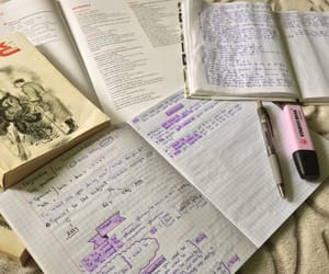 books, college, and english image