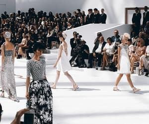 chanel, fashion week, and delluxe image