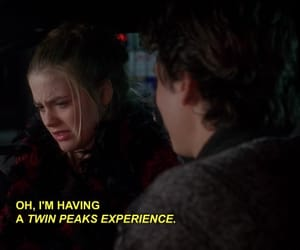 Clueless, subtitles, and Twin Peaks image
