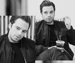 actor, aesthetic, and black & white image