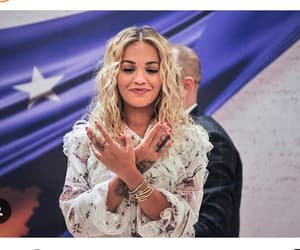 rita ora and love image