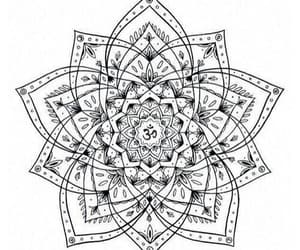 overlay, edit, and mandala image