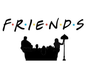 friends, tv show, and series image