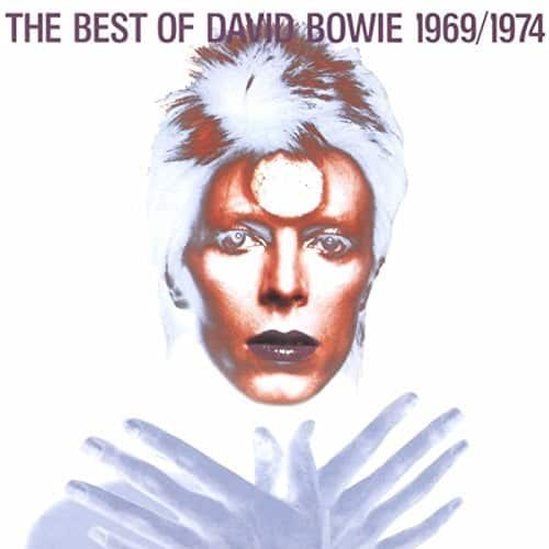 album, amazing, and david bowie image