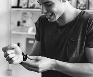 shawn mendes, smile, and shawn image