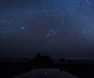 astronomy, night, and sky image