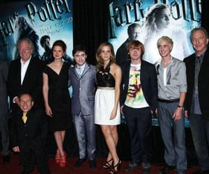 hogwarts, movies, and cast image