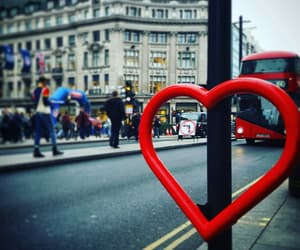 buss, heart, and street image