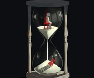 time and tick tock image