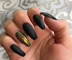 black, february, and matte image