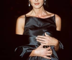 alternative, black dress, and elegance image