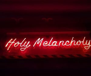 neon and red image