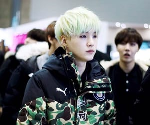 bts and suga image