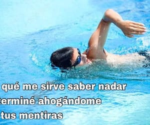 memes, nadar, and natacion image