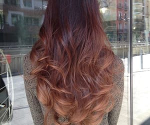 brown, curls, and goals image