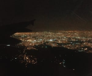 brazil, fly, and night image