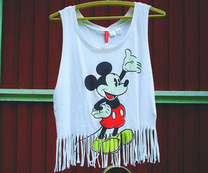 disney, mickey mouse, and shirt image
