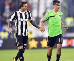 football, dybala, and bernardeschi image