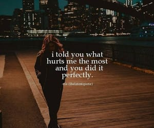 hurt, lost, and quotes image