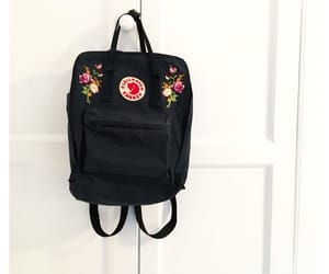 backpack and patch image