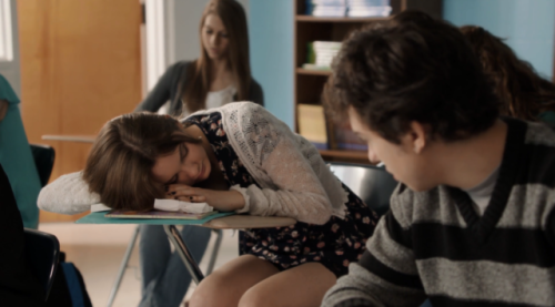 stuck in love, movie, and hurt image