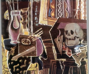 art, georges braque, and painting image
