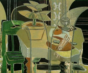 art, plant, and georges braque image