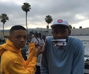 rapper, tyler the creator, and love image