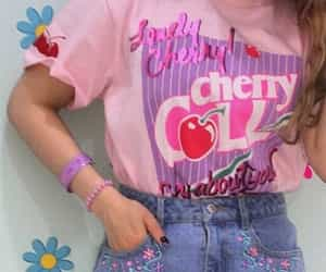 pink, 90s, and girly image