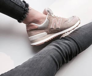 fashion, new balance, and outfit image