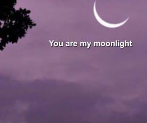 moonlight, wallpaper, and moon image