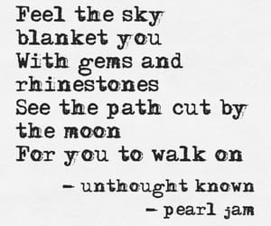 beautiful, Lyrics, and pearl jam image