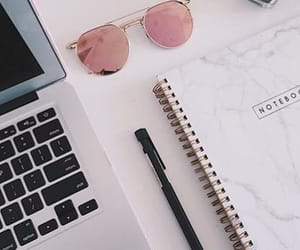 aesthetic, agenda, and glasses image