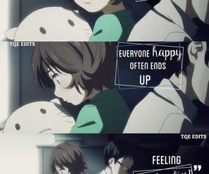 anime, sar, and anime sad image