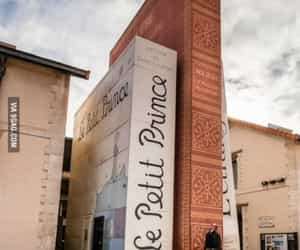 book, le petit prince, and france image