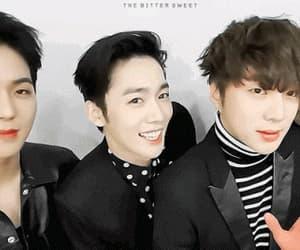 kpop, gif, and winner image