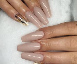 nails and long nails image
