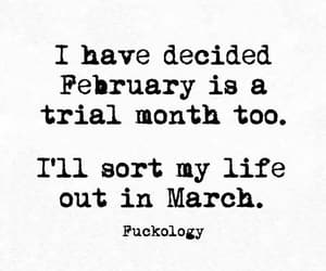 february, funny, and Lazy image