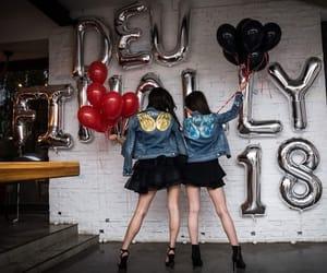 bff, fashion, and friendship image