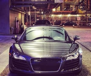 audi, luxury, and cars image