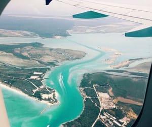 travel, world, and turquoise image