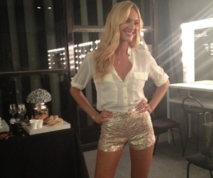 blonde, model, and Victoria's Secret image