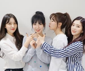 red velvet, irene, and wendy image