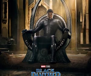 Marvel, black panther, and Avengers image