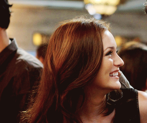 leighton meester and gossip girl image