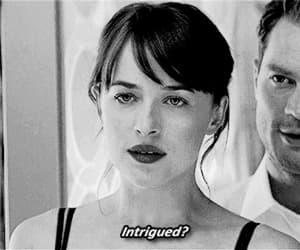 fifty shades darker, dakota johnson, and christian grey image