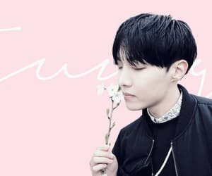 jhope, pastel, and bts image