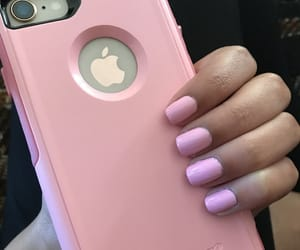 apple, baby pink, and cotton candy image